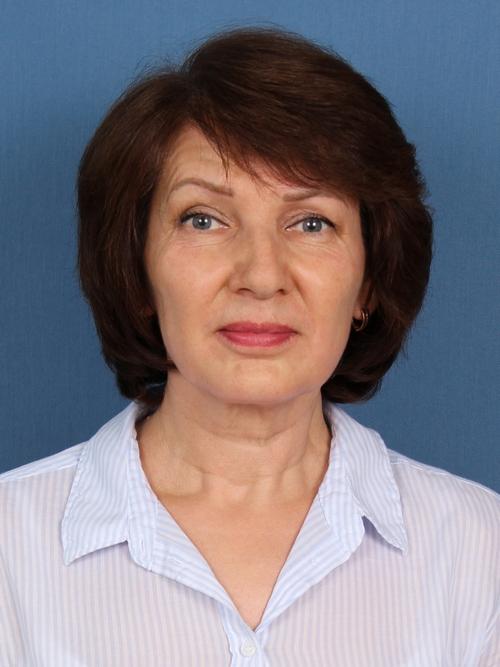 Щербо Наталья Михайловна