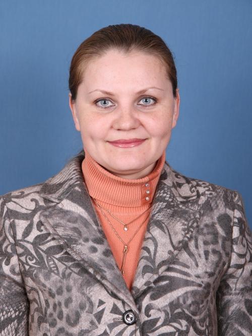 Смоляр Алла Петровна