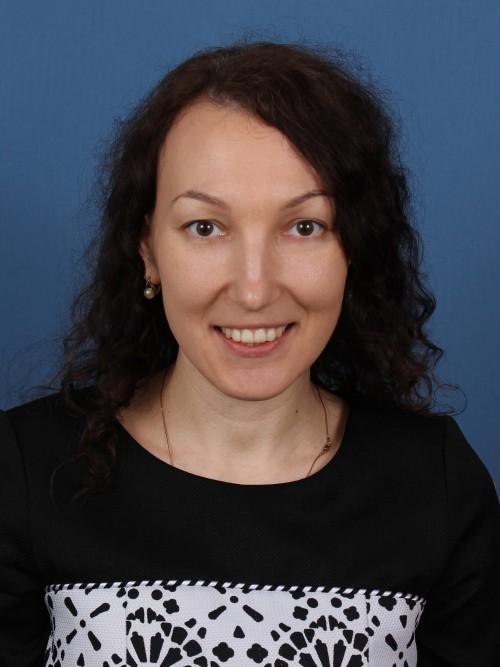 Ивановская Ирина Викторовна