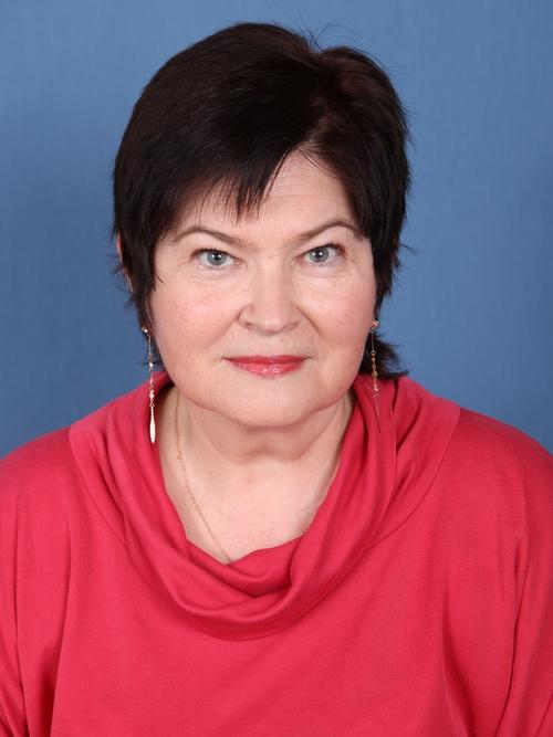 Жаравович Елена Владимировна