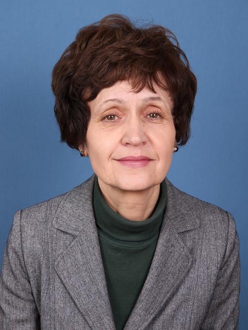 Лужанская Ирина Михайловна