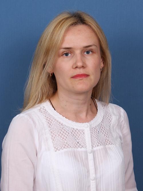Горбенкова Елена Владимировна