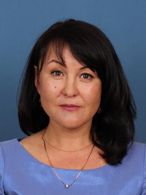Билык Ольга Валерьевн