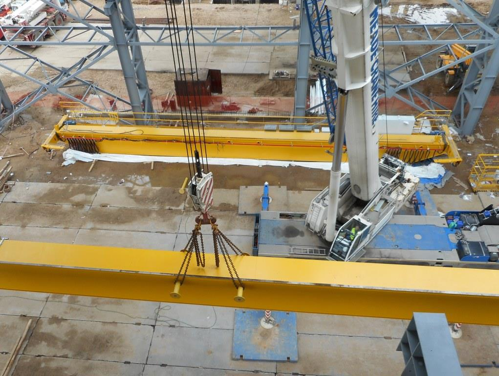 MODERN HOISTING AND TRANSPORT, CONSTRUCTION, ROAD MACHINES