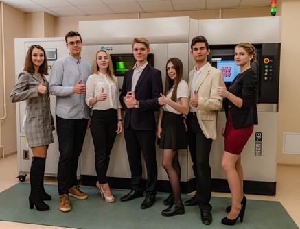 Новая 3D-специальность открыта в Белорусско-Российском университете