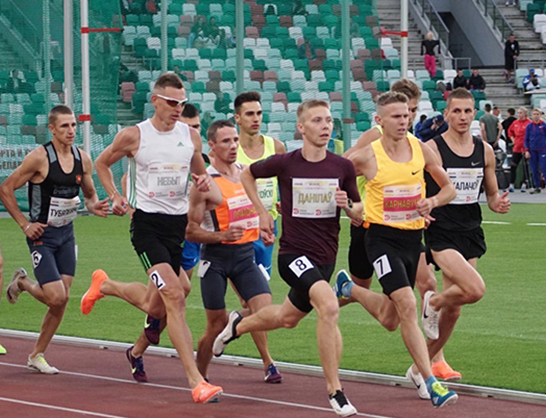 BELARUSIAN-RUSSIAN UNIVERSITY ATHLETES TOOK PART IN NATIONAL COMPETITIONS