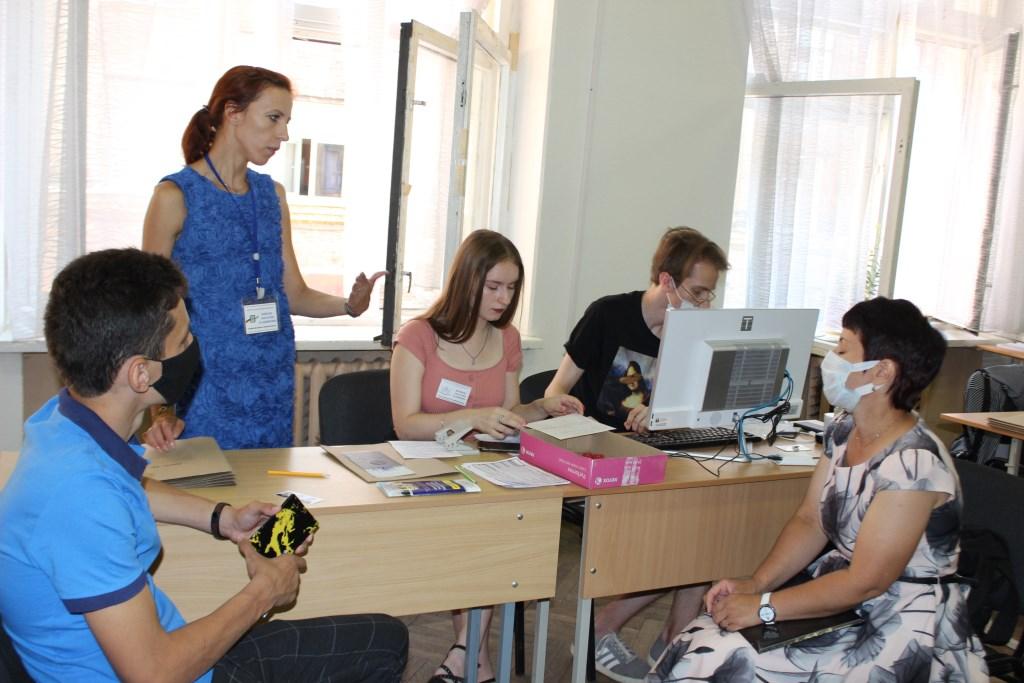 Белорусско-Российский университет встречает абитуриентов