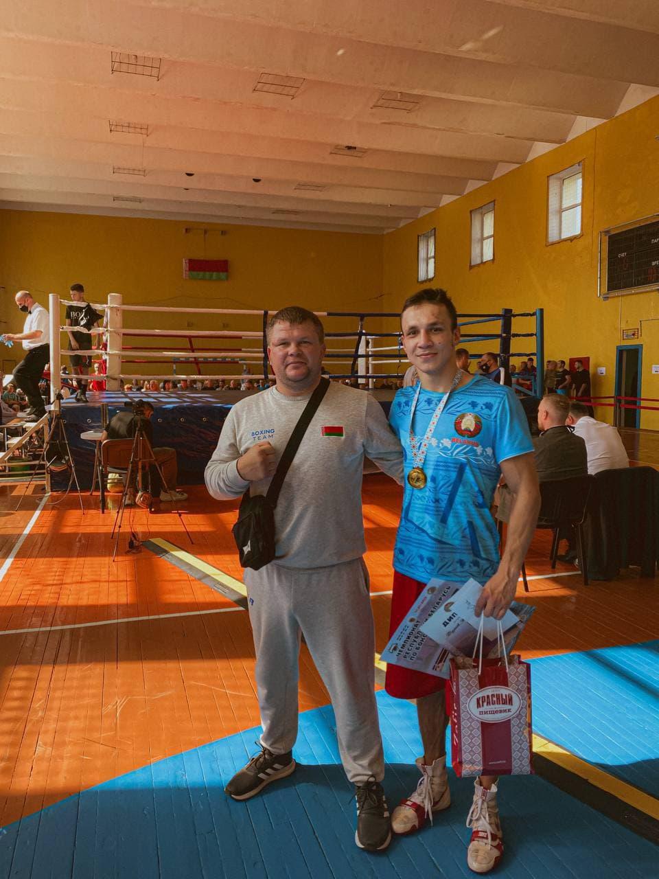 Студент Белорусско-Российского университета