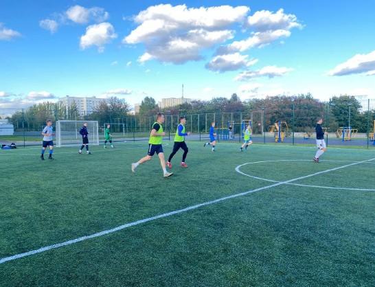 В Белорусско-Российском университете состоялась товарищеская встреча по мини-футболу приуроченная ко дню народного единства