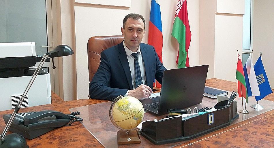 Ректор Белорусско-Российского университета