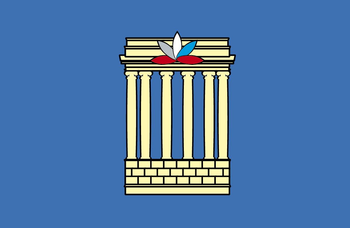Флаг  Белорусско-Российского университета